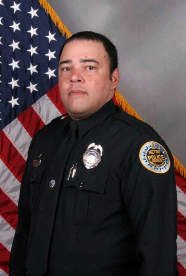 Police Officer Eric Wayne Mumaw | Metro Nashville Police Department, Tennessee