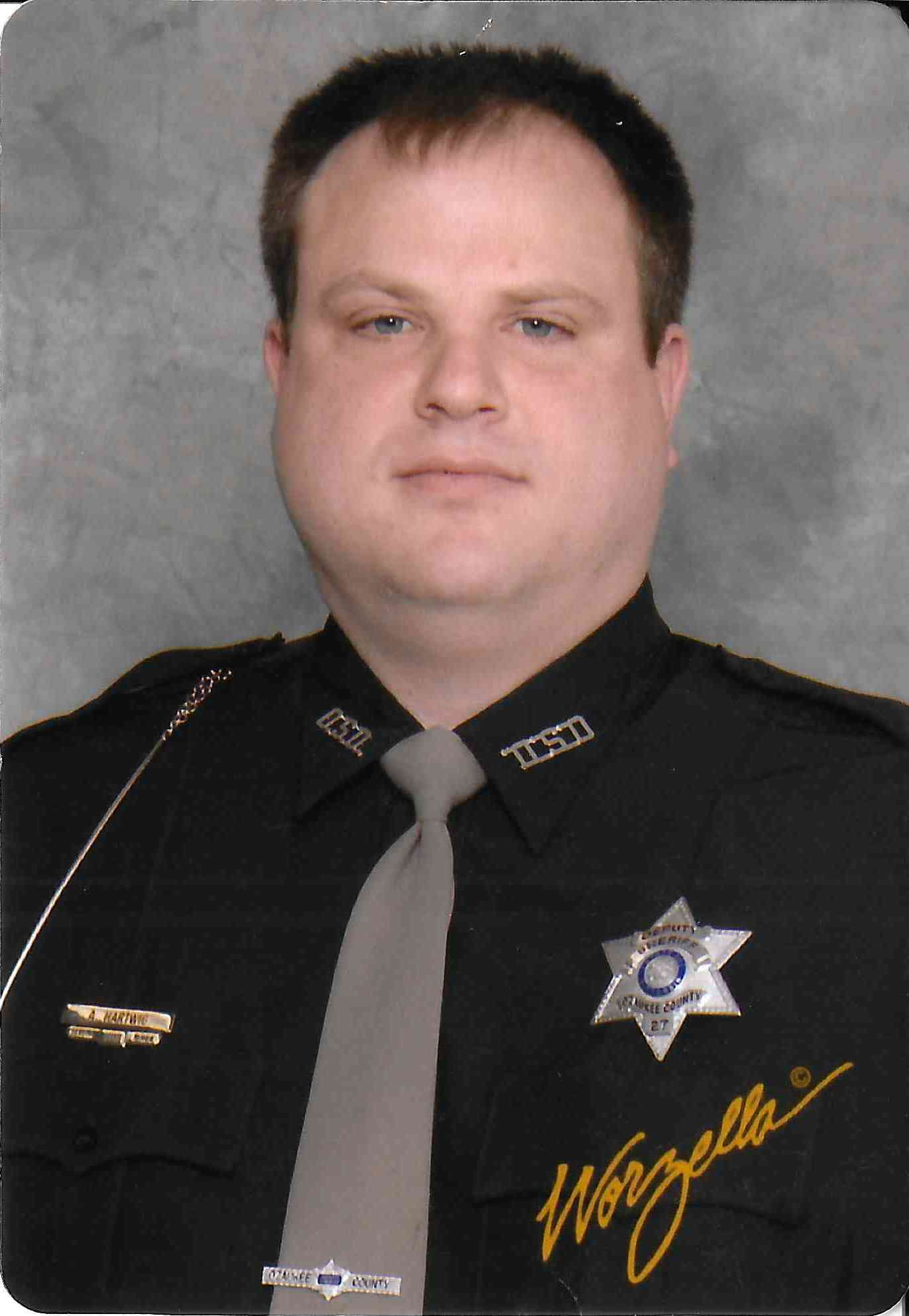 Deputy Sheriff Adam John Hartwig | Ozaukee County Sheriff's Office, Wisconsin