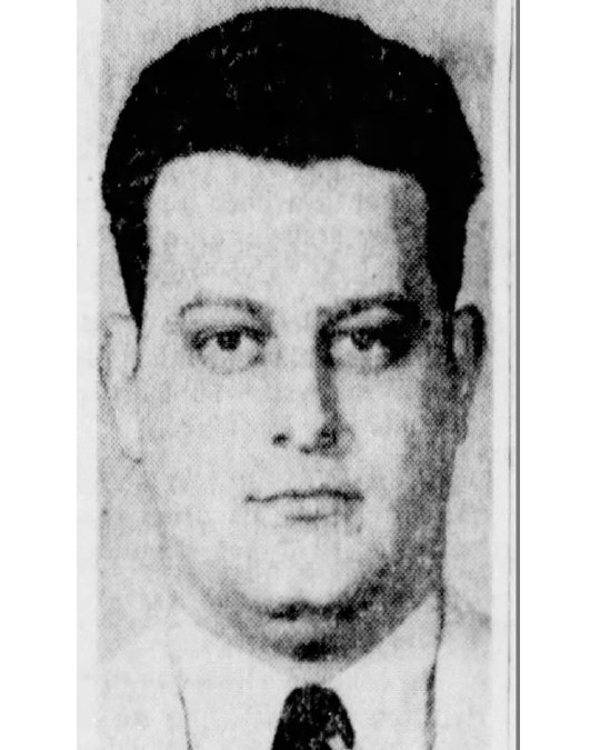Patrolman Anthony John Notaro | Pittsburgh Police Department, Pennsylvania