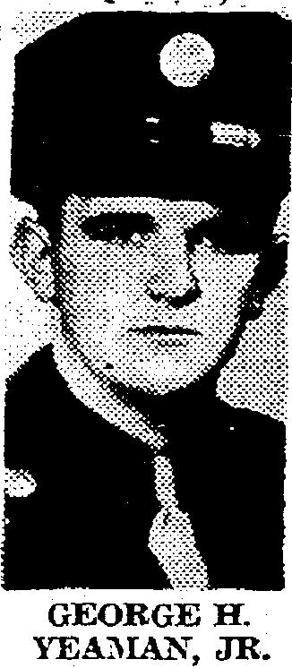 Special Deputy George H. Yeaman, Jr. | King County Sheriff's Office, Washington