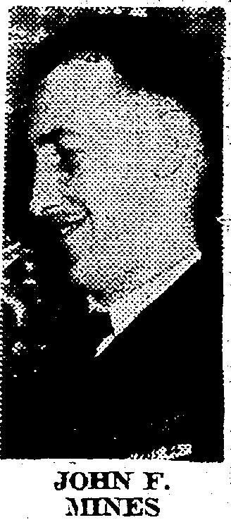 Special Deputy John Frederick Mines | King County Sheriff's Office, Washington