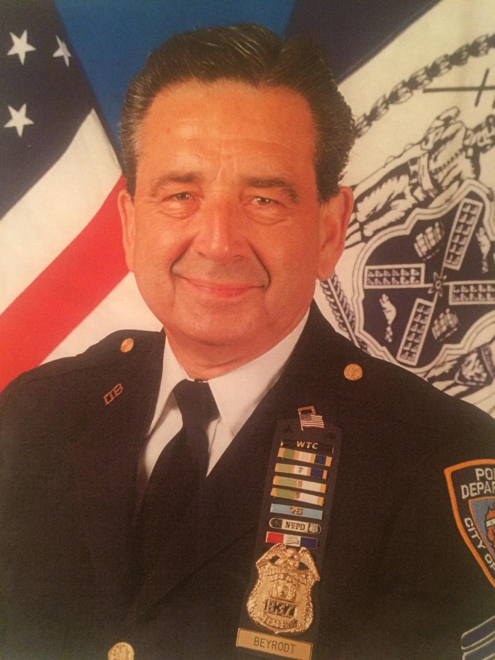 Sergeant Gerard Thomas Beyrodt | New York City Police Department, New York