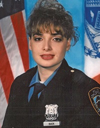 Lieutenant Rebecca A. Buck | New York City Police Department, New York