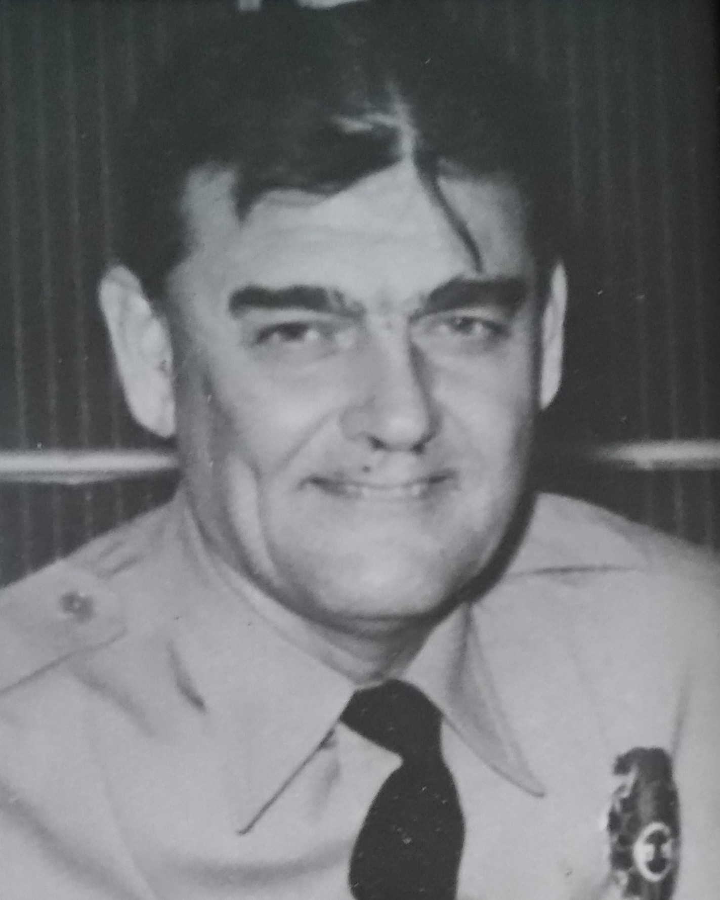 Officer Murray F. Olsen | Los Angeles County Department of Health Services, California