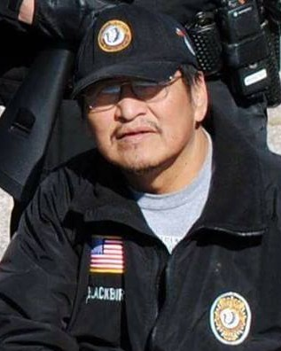 Sergeant Curtis Blackbird | Omaha Nation Law Enforcement Services, Tribal Police