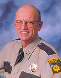 Sheriff Bernard Joseph Berghager   Ralls County Sheriff's Office, Missouri