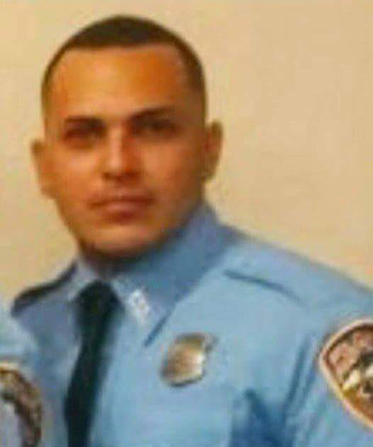 Agent Benjamín Antonio De los Santos-Barbosa | Puerto Rico Police Department, Puerto Rico