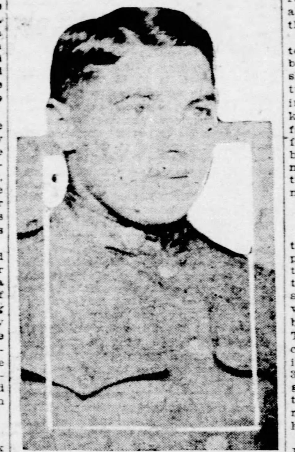 Detective Walter Henry Goscenski | Pennsylvania Railroad Police Department, Railroad Police