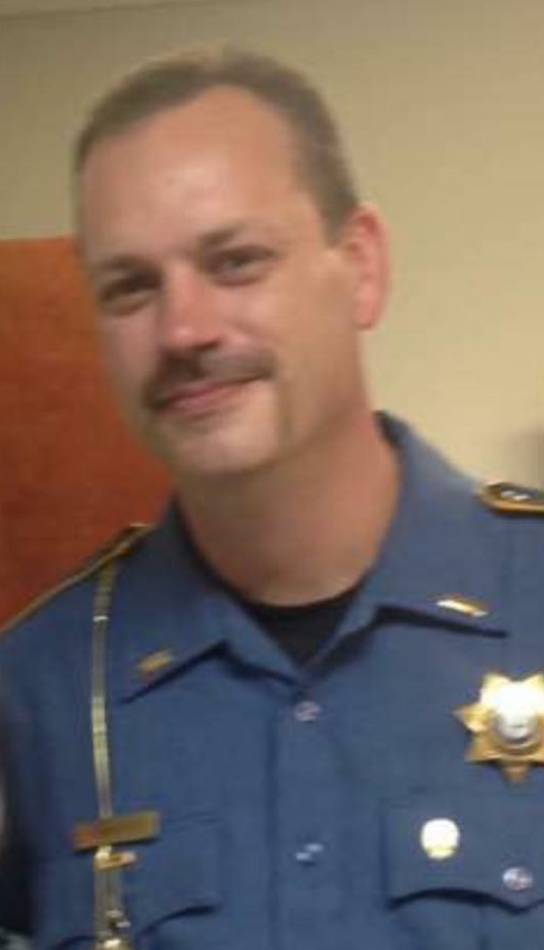 Lieutenant Kevin Clyde Mainhart | Yell County Sheriff's Department, Arkansas