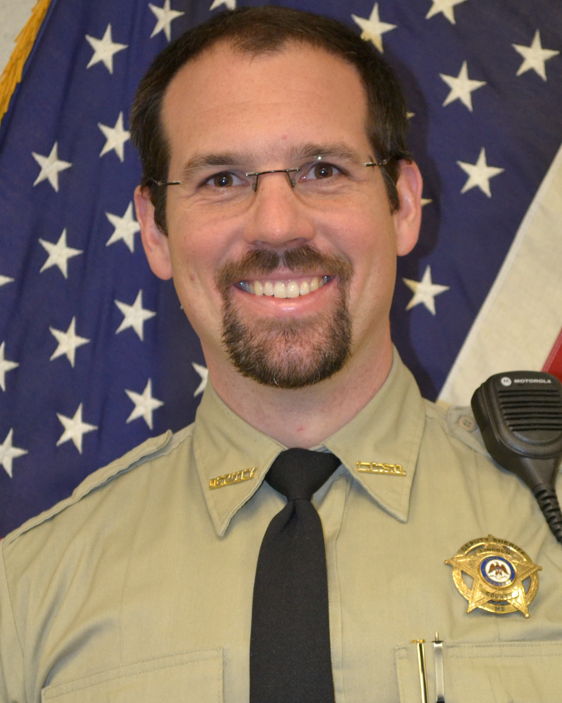 Deputy Sheriff Donald William Durr   Lincoln County Sheriff's Office, Mississippi