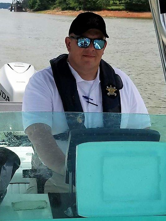 Deputy Sheriff Devin Pressley Hodges | Anderson County Sheriff's Office, South Carolina