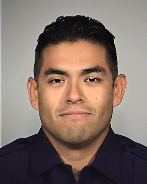 Police Officer Miguel Moreno, III | San Antonio Police Department, Texas