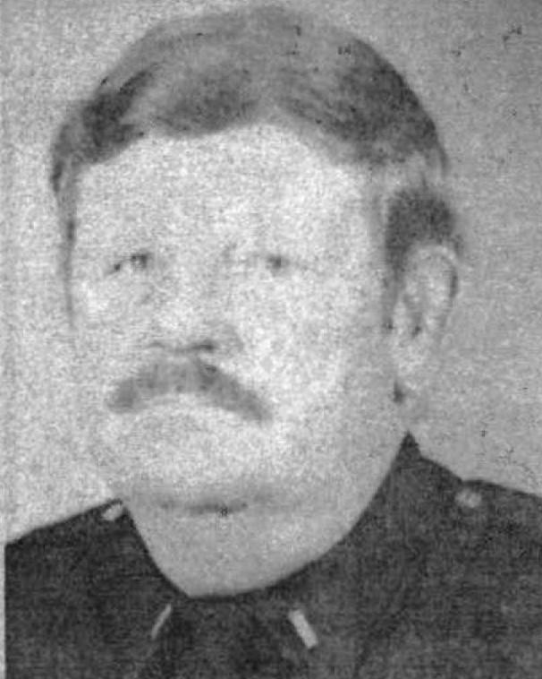 Lieutenant Glen Ernest Giles | Alcoa Police Department, Tennessee