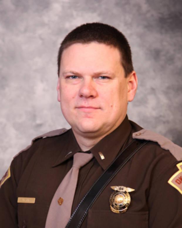 Lieutenant Donald Heath Meyer   Oklahoma Highway Patrol, Oklahoma