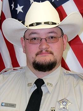Deputy Sheriff Jason Matthew Fann | Yoakum County Sheriff's Office, Texas
