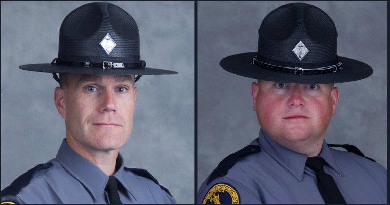 Trooper Pilot Berke Morgan Matthew Bates | Virginia State Police, Virginia