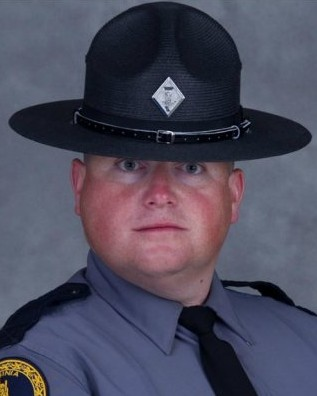 Trooper Pilot Berke M. M. Bates | Virginia State Police, Virginia