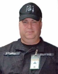 Correctional Officer David Torres-Chaparro | Puerto Rico Department of Corrections and Rehabilitation, Puerto Rico