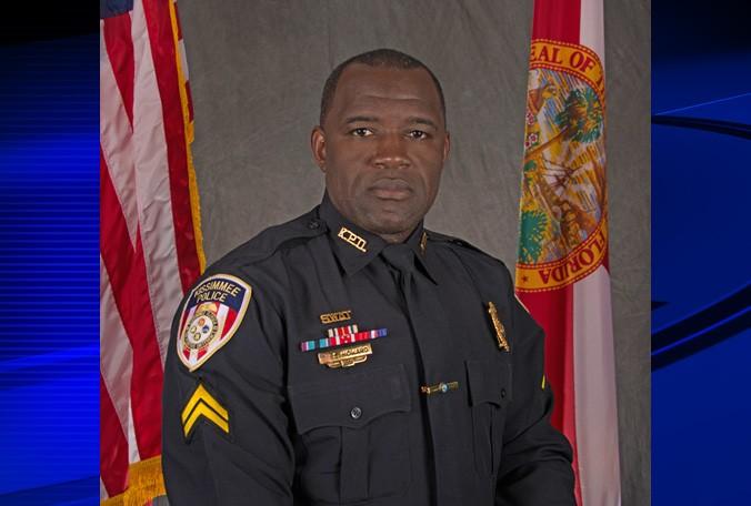 Sergeant Richard Samuel Howard, III   Kissimmee Police Department, Florida