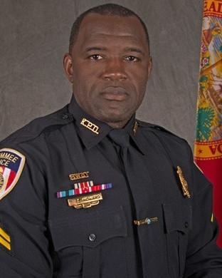 Sergeant Richard Samuel Howard, III | Kissimmee Police Department, Florida