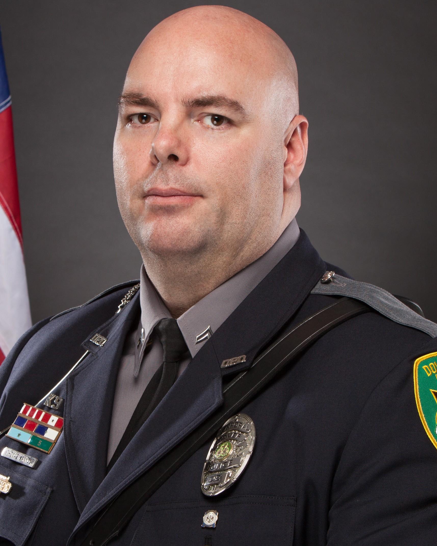 Corporal Thomas Hannon | Dover Police Department, Delaware