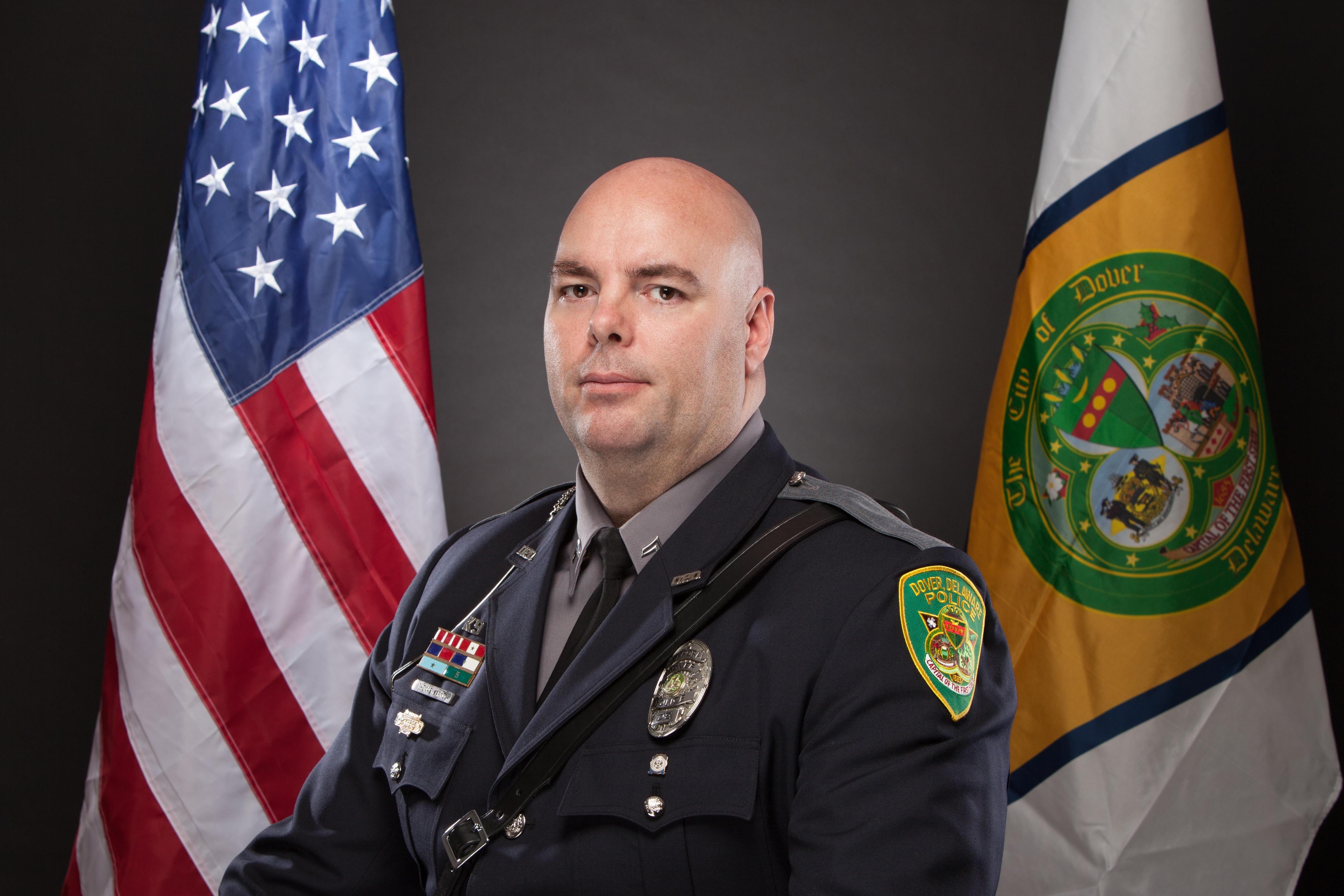 Corporal Thomas Hannon   Dover Police Department, Delaware