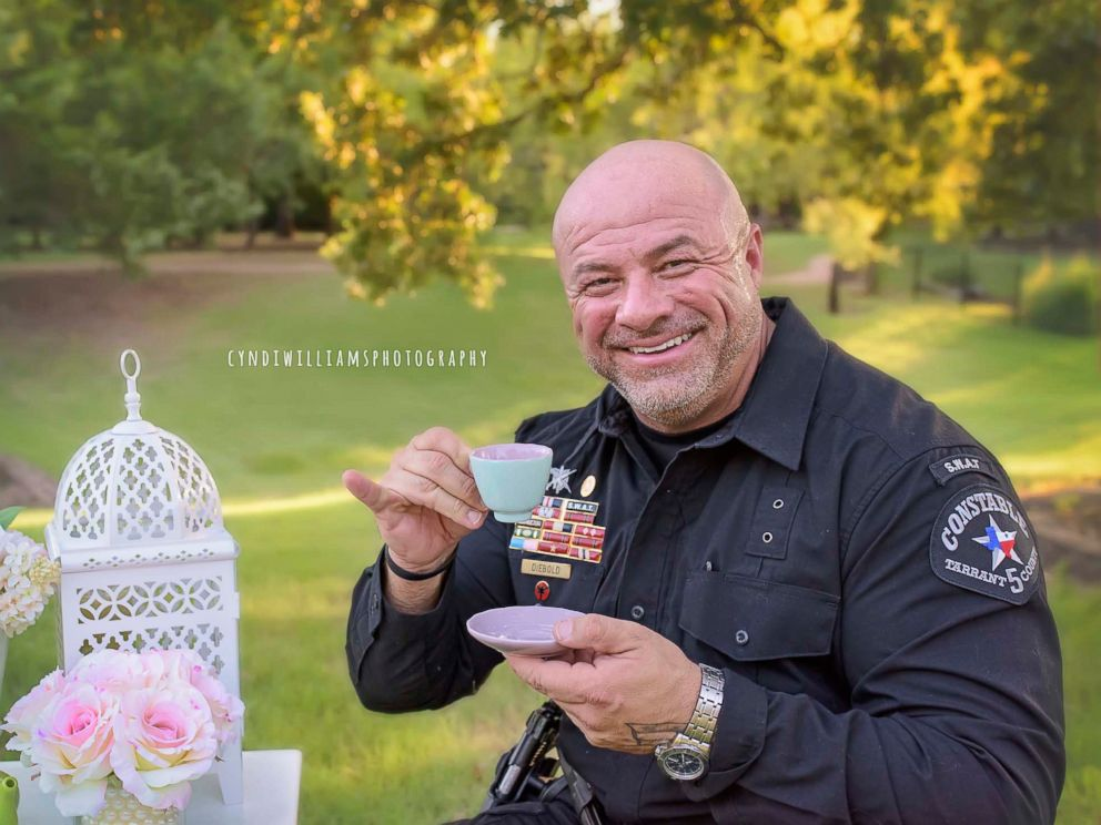Deputy Constable Mark Gregory Diebold | Tarrant County Constable's Office - Precinct 5, Texas
