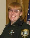 Deputy Sheriff Julie Ann England-Bridges   Hardee County Sheriff's Office, Florida