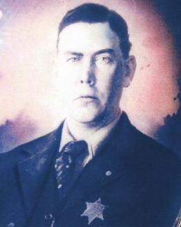 Night Marshal Sewell H. Burnett   Osceola Police Department, Arkansas