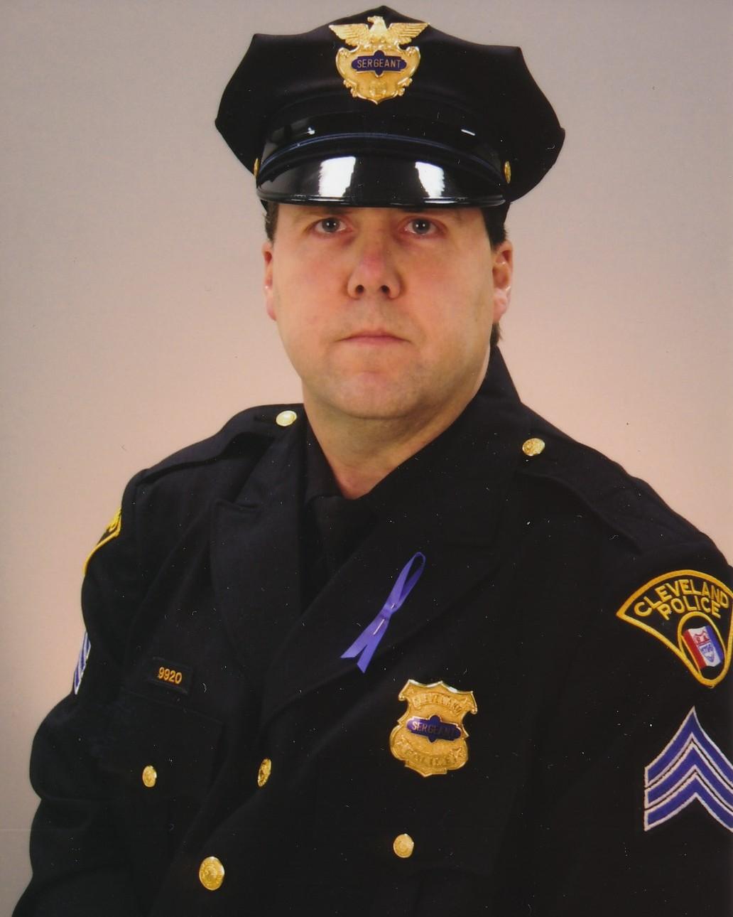 Sergeant Martin Arnold Stanton | Cleveland Division of Police, Ohio