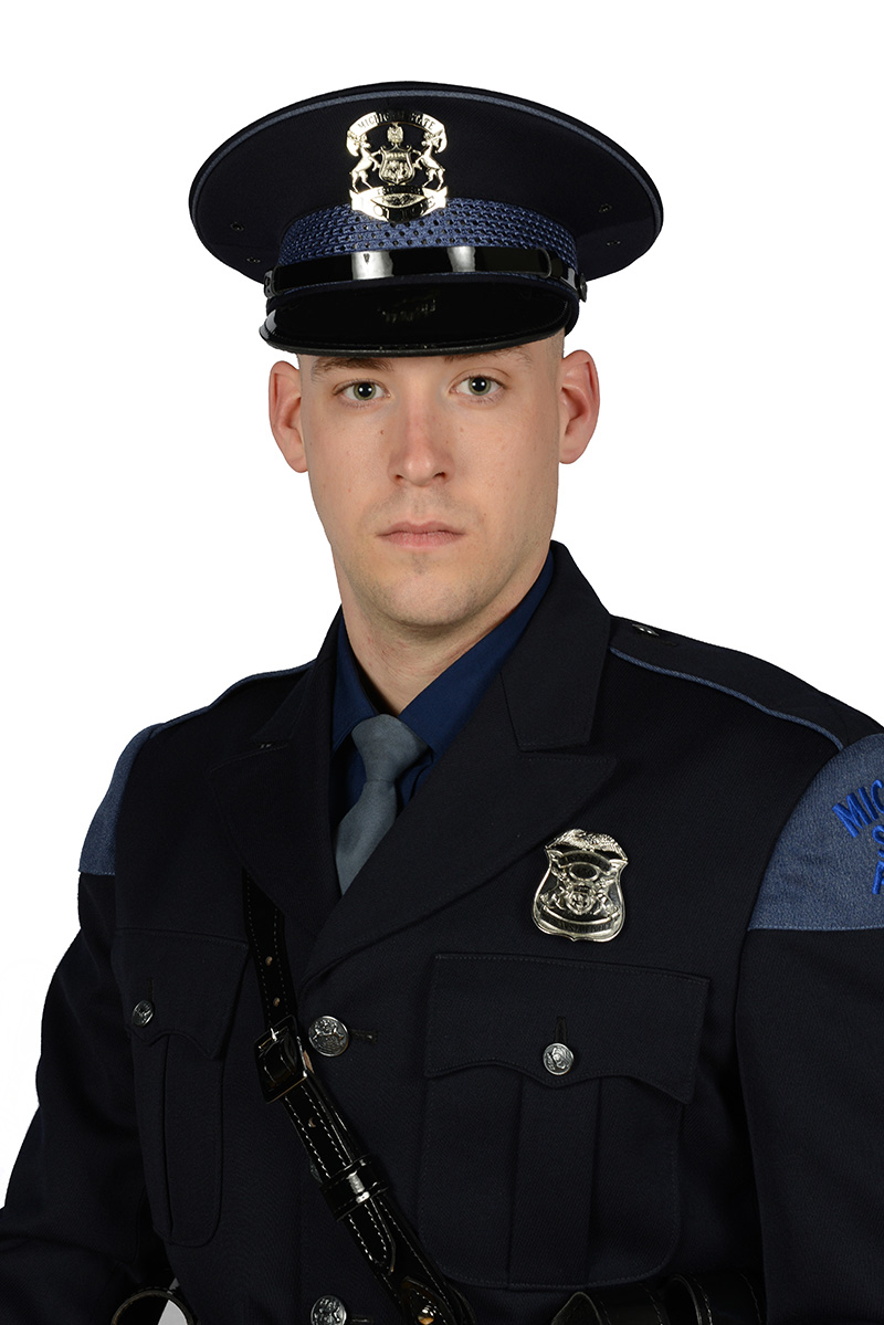 Trooper Timothy O'Neill | Michigan State Police, Michigan