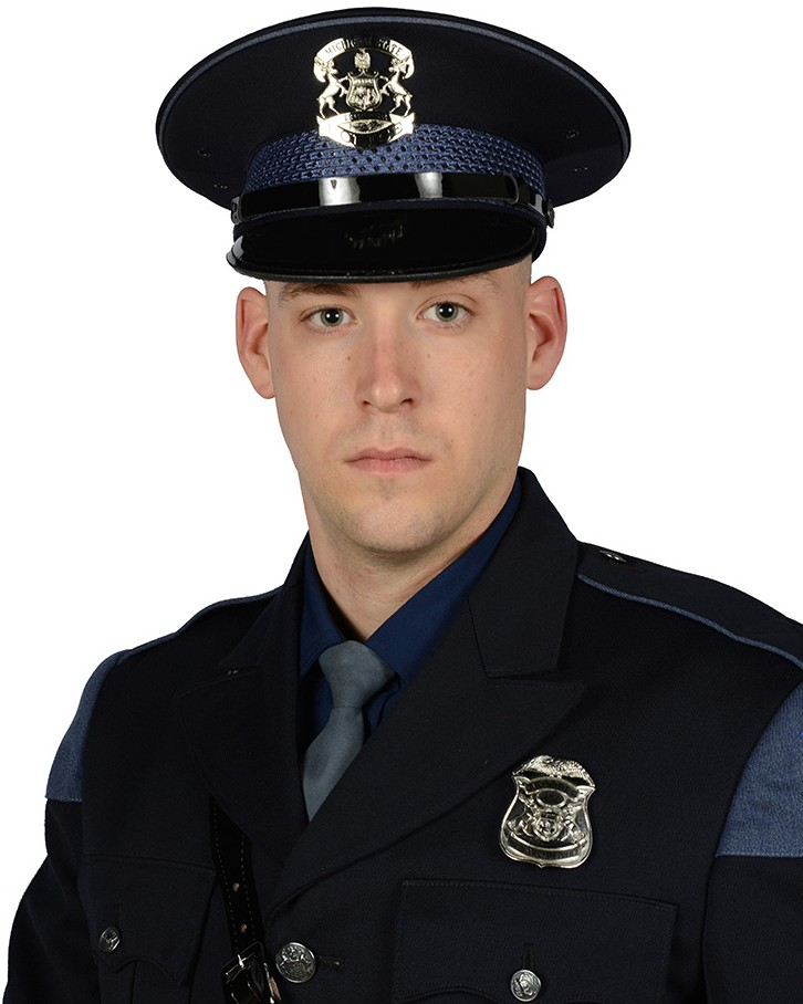 Trooper Timothy James O'Neill | Michigan State Police, Michigan