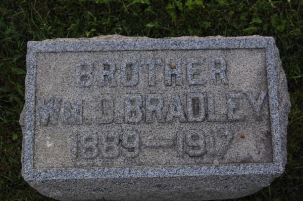 Railroad Policeman William D. Bradley | Pennsylvania Railroad Police Department, Railroad Police