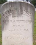 Dispensary Constable Robert Andrew Pettigrew   South Carolina State Dispensary Commission, South Carolina