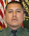 Border Patrol Agent Rogelio Martinez