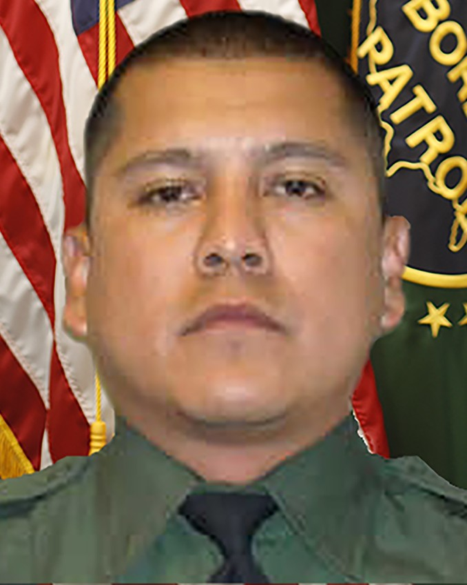 Border Patrol Agent Rogelio Martinez | United States Department of Homeland Security - Customs and Border Protection - United States Border Patrol, U.S. Government