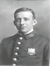 Patrolman Gustave August Boettger, Jr. | New York City Police Department, New York
