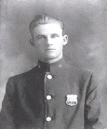 Patrolman George Dapping | New York City Police Department, New York