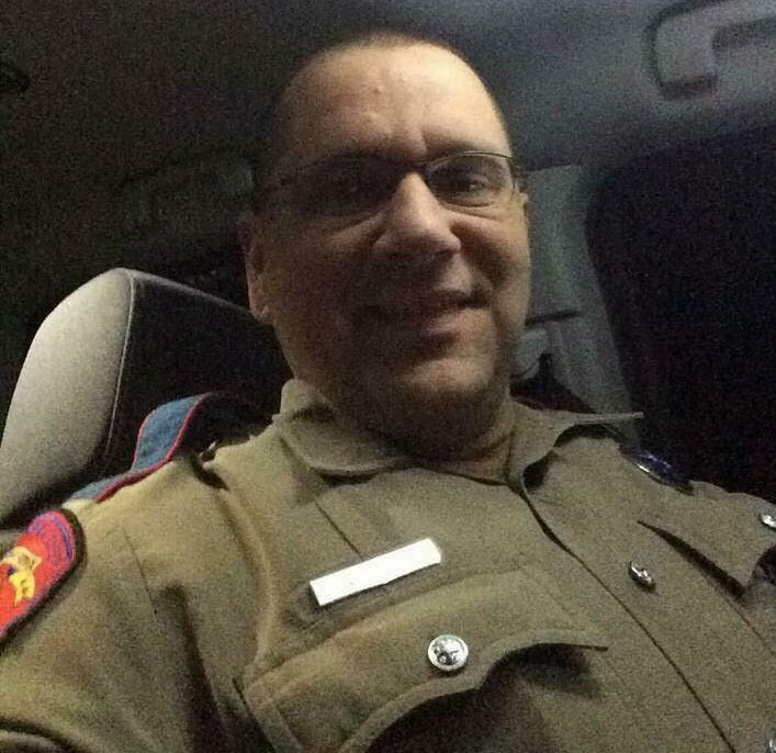 Trooper Damon Charles Allen | Texas Department of Public Safety - Texas Highway Patrol, Texas