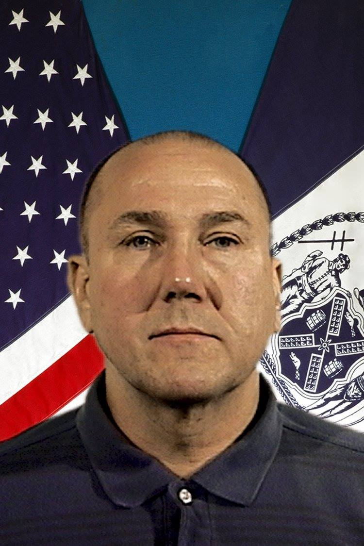 Police Officer James Besto | New York City Police Department, New York