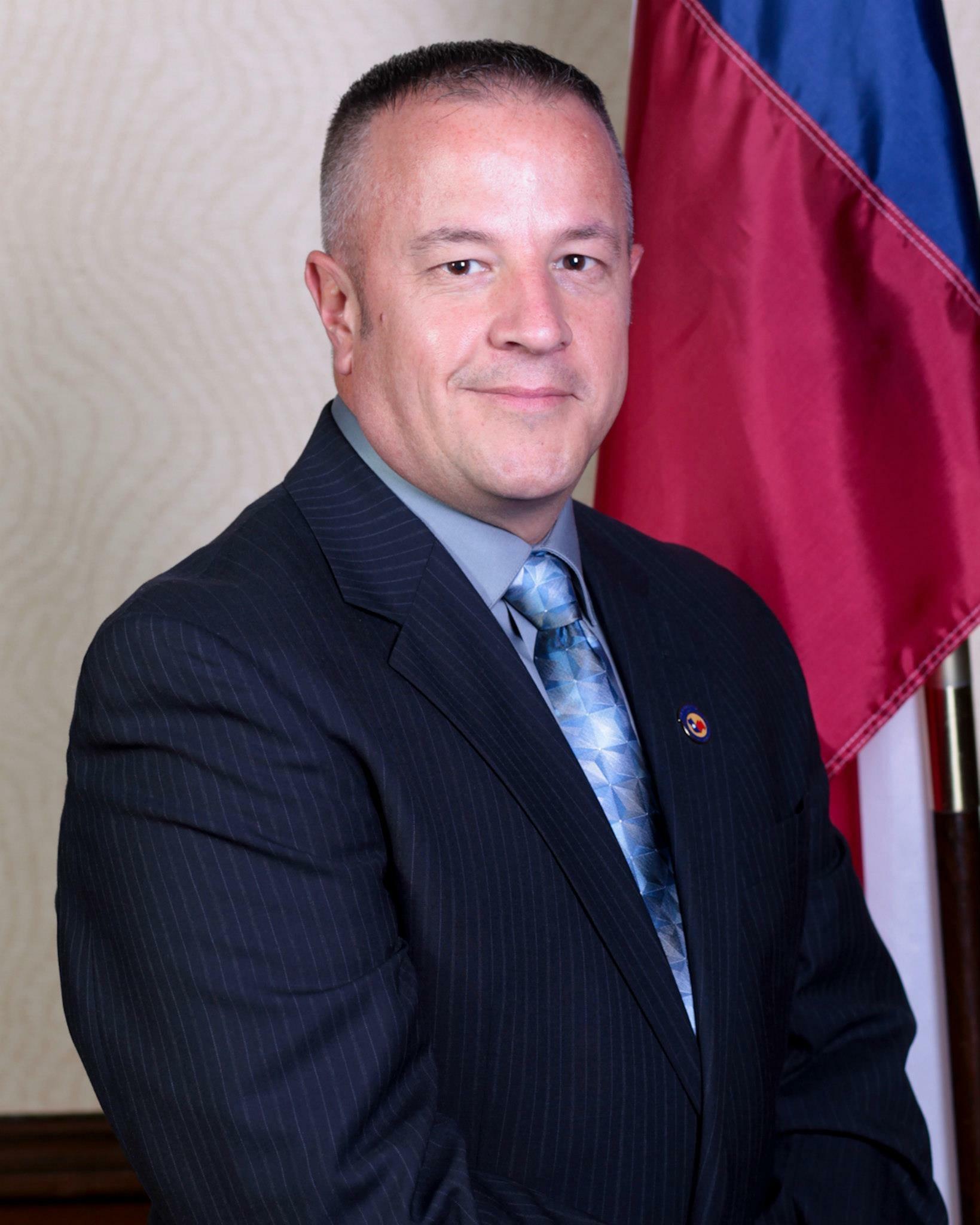 Captain Thomas Doyle Ray, Jr.   Orange County Sheriff's Office, Texas