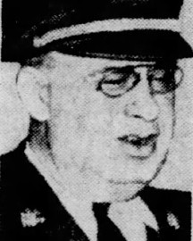 Captain Edwin Willdridge | Philadelphia Police Department, Pennsylvania