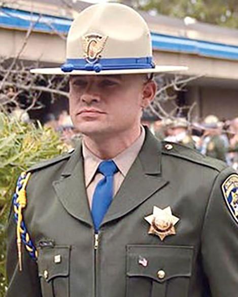 Officer Andrew Joseph Camilleri, Sr. | California Highway Patrol, California