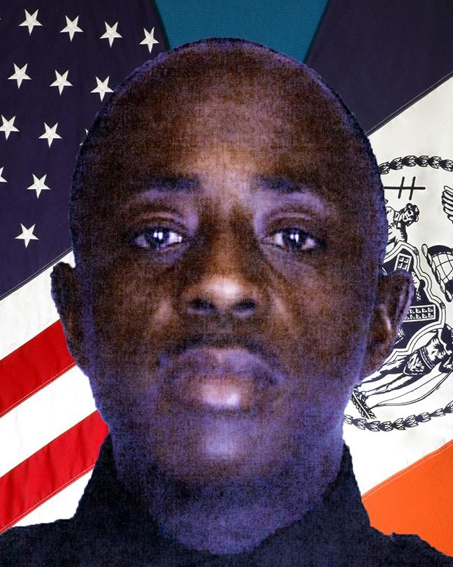 Detective Charles Gilbert Gittens, Jr. | New York City Police Department, New York