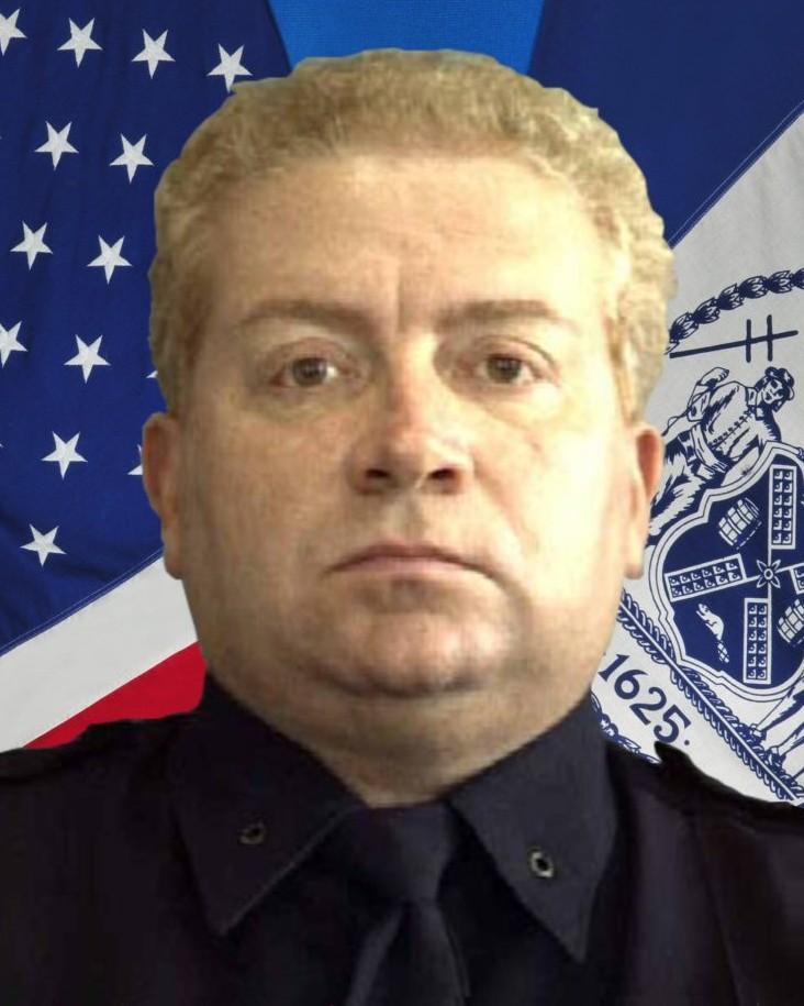 Sergeant Chalres R. Gunzelman | New York City Police Department, New York