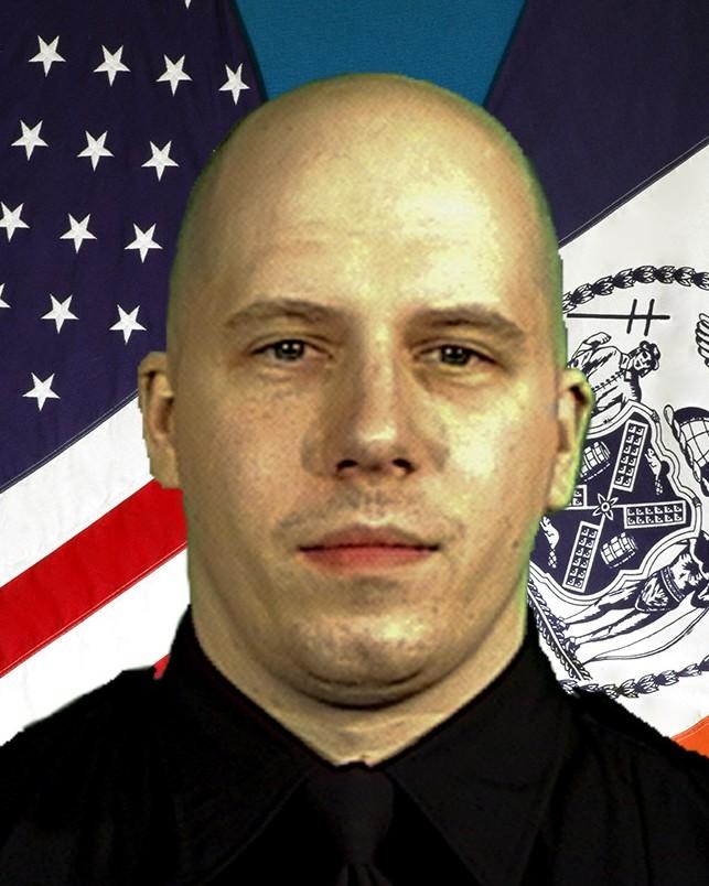 Police Officer Charles M. Karen | New York City Police Department, New York