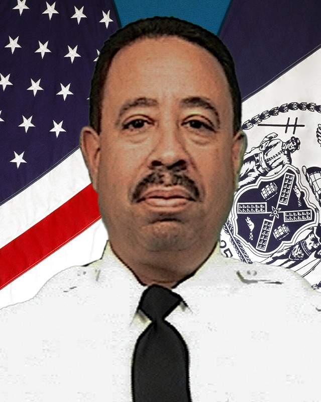 Lieutenant Luis A. Lopez   New York City Police Department, New York