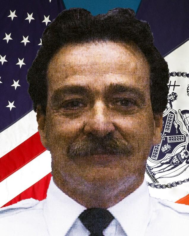Lieutenant Robert Rice | New York City Police Department, New York
