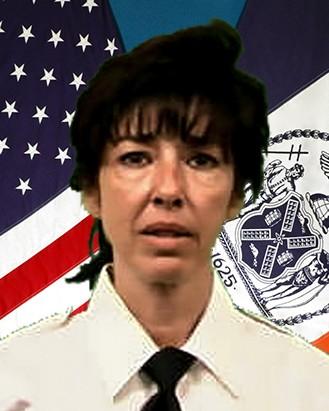 Lieutenant Marci Simms | New York City Police Department, New York