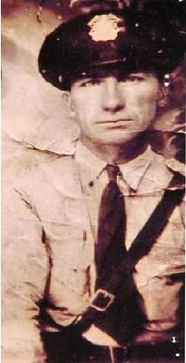 Patrolman Ralph Alcorn White   Cornelius Police Department, North Carolina